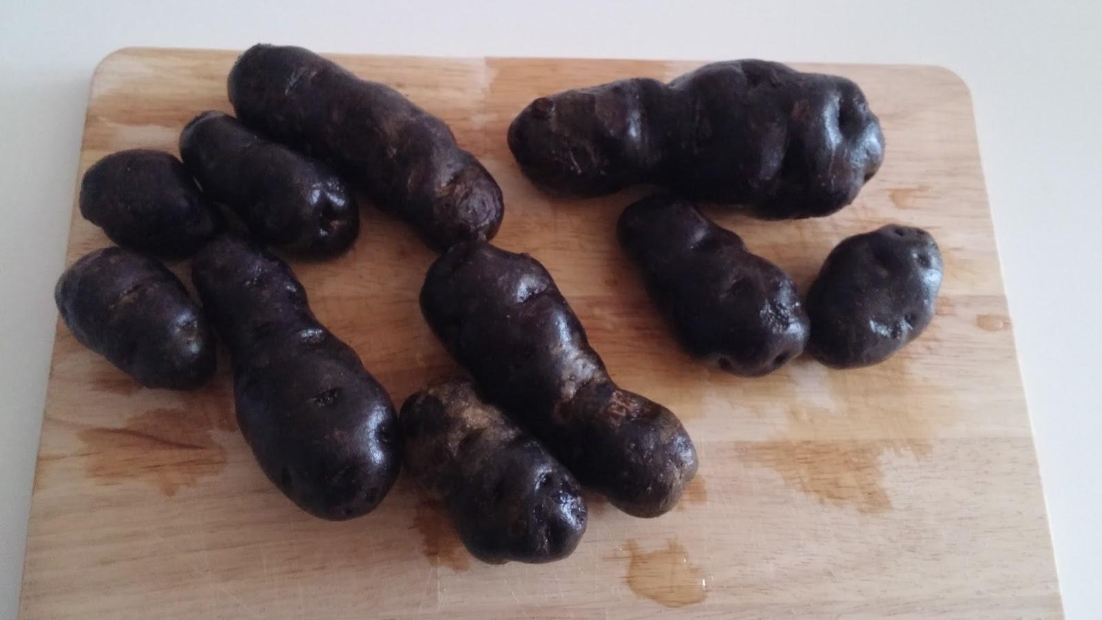 Gnocchi violets sans oeufs sauce la courge parfum e for Cuire une sole avec la peau