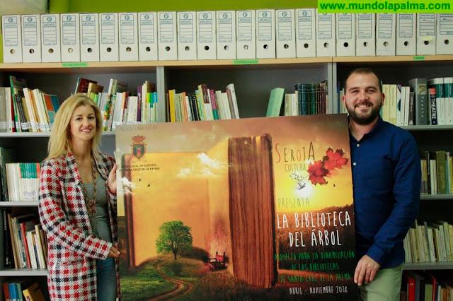 El Ayuntamiento de Santa Cruz de La Palma pone en marcha un proyecto de fomento de la lectura en las bibliotecas municipales