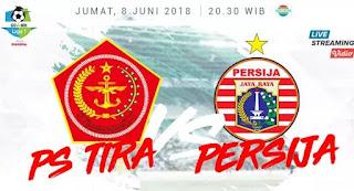 Jadwal Liga 1 Jumat 8 Juni 2018 - Siaran Langsung Indosiar