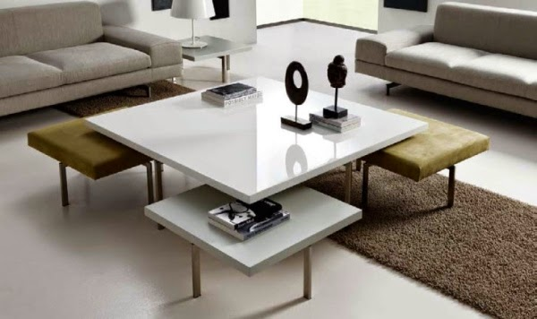 Wood Square Coffee Tables Designs With Legs Included Little Colored Chair