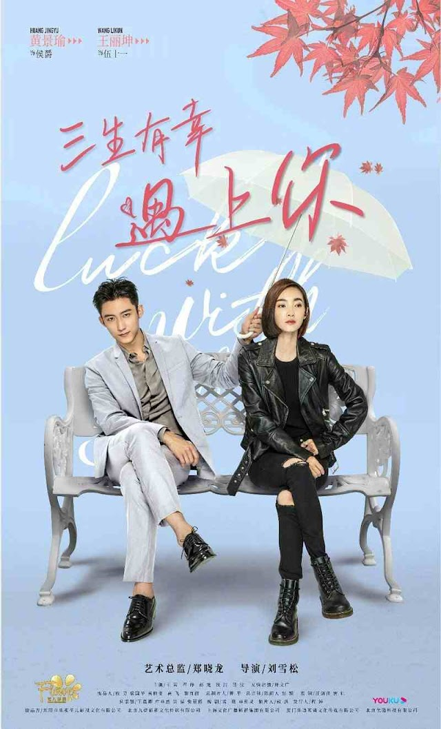 Lucky With You (Cast, Plot synopsis and brief summary)