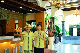 All Position at Diwangkara beach hotel and resort Sanur Bali
