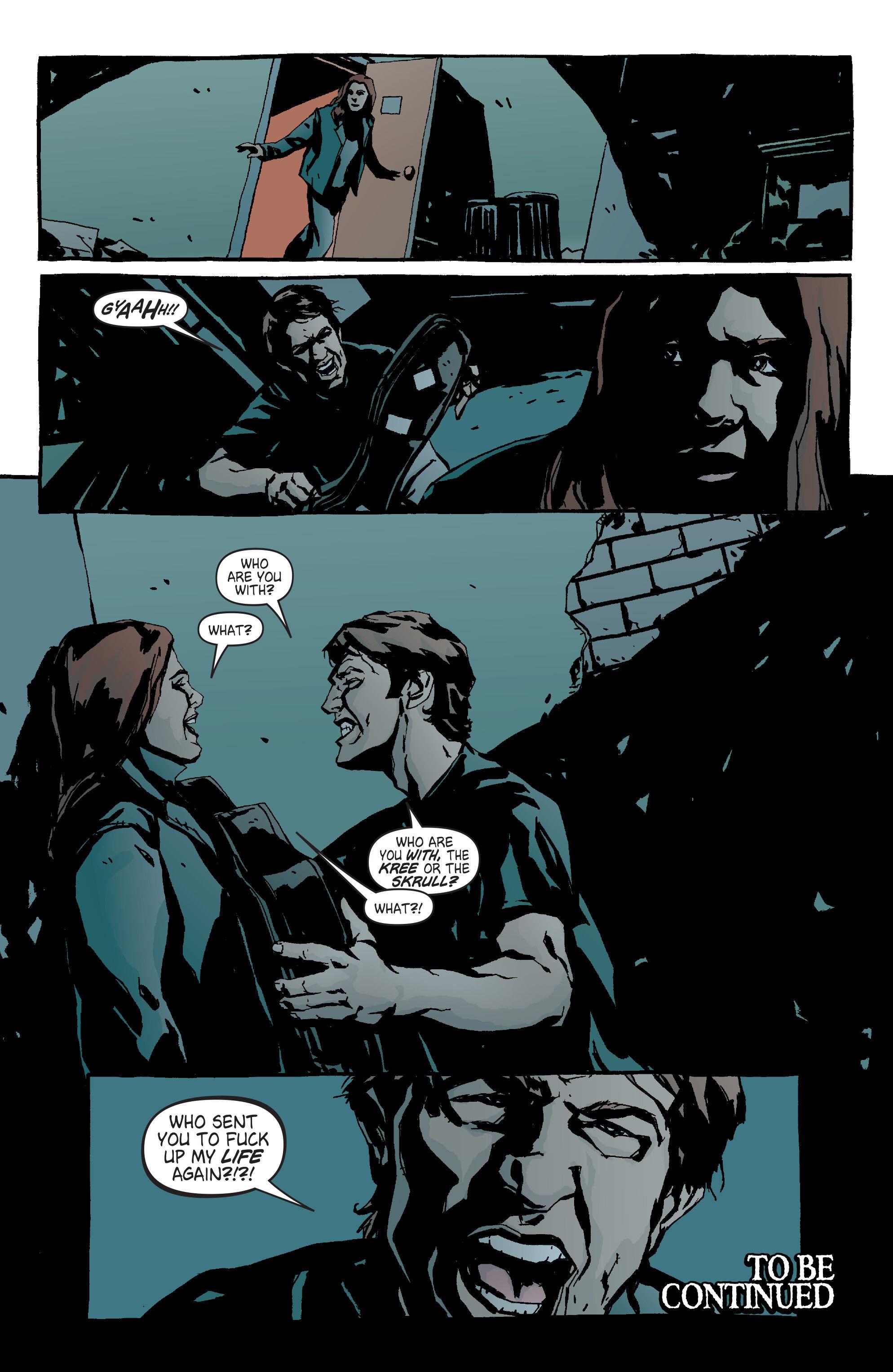 Read online Alias comic -  Issue #7 - 21
