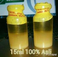 minyak bulus asli 100 %