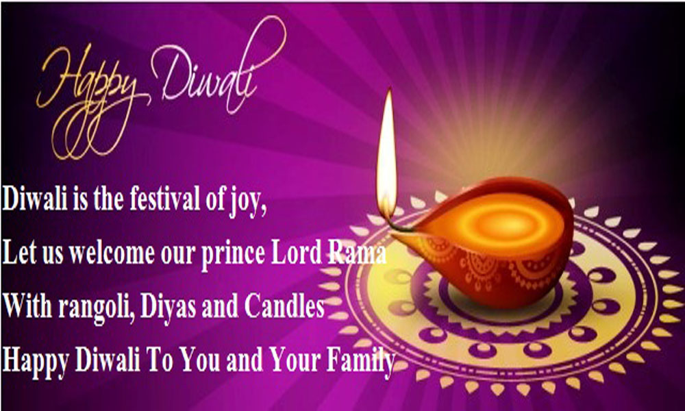 Happy Diwali Quotes English