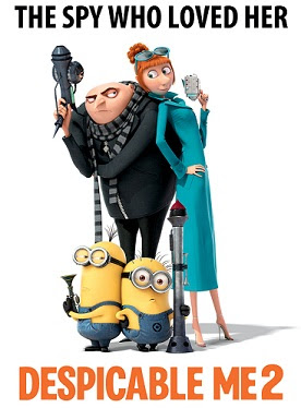 Despicable Me 2 (2013) SCR XviD Full Movie Watch online