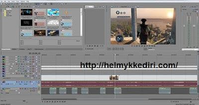 Software editing videoj