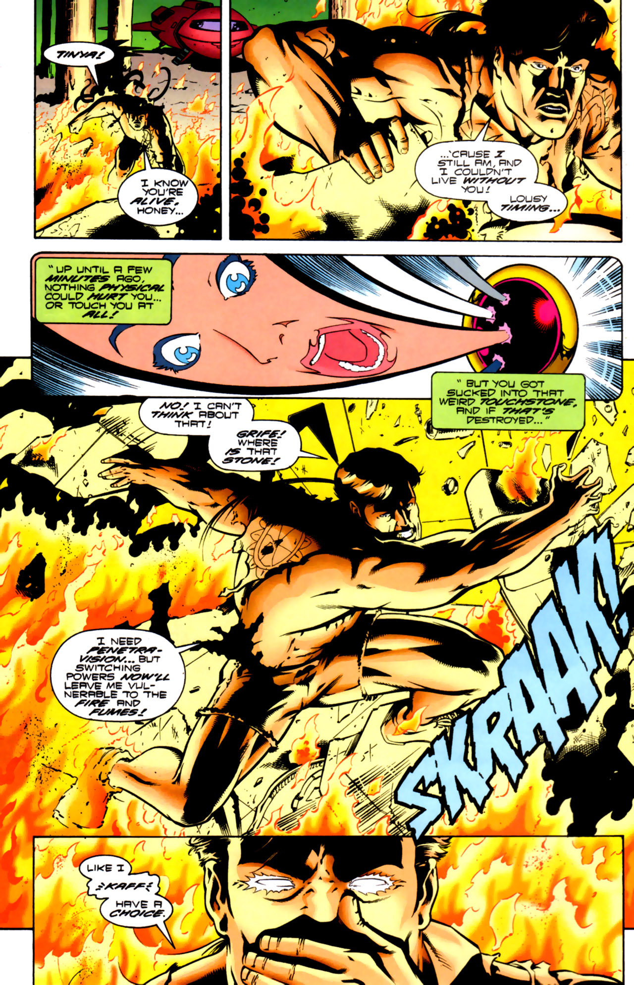 Legion of Super-Heroes (1989) 99 Page 5