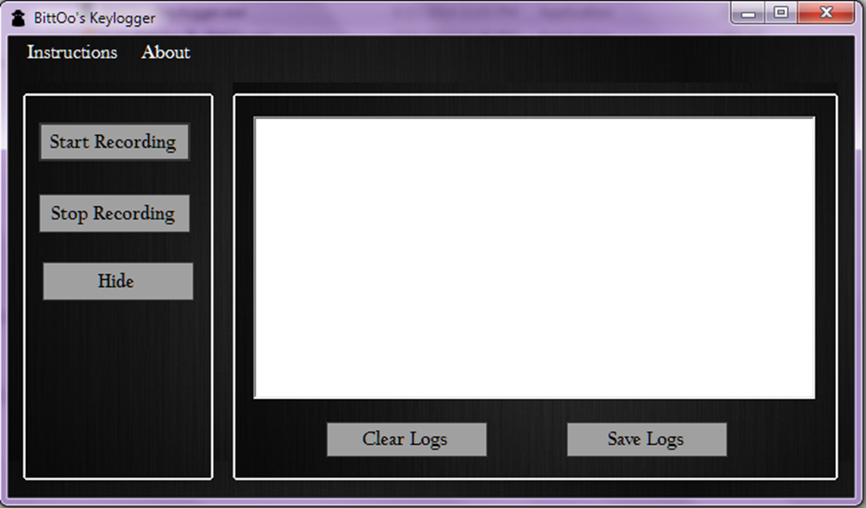 How to Make a Keylogger in VB Net? - The Crazy Programmer