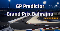 Grand Prix Predictor Grand Prix Bahrajnu