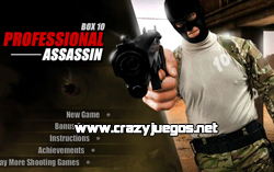 Jugar Professional Assassin Game