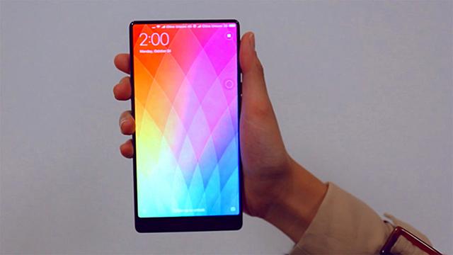 Đánh giá điện thoại Xiaomi Mi Mix (3)