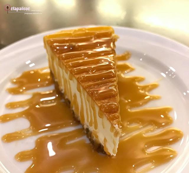 New York Cheesecake from Starbucks BGC Stopover