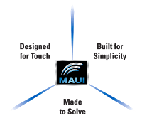 Oscilloscope UIs such as Teledyne LeCroy's MAUI provide tons of shortcuts and touch gestures