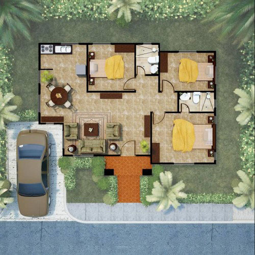 Common Type Of Houses In The Philippines