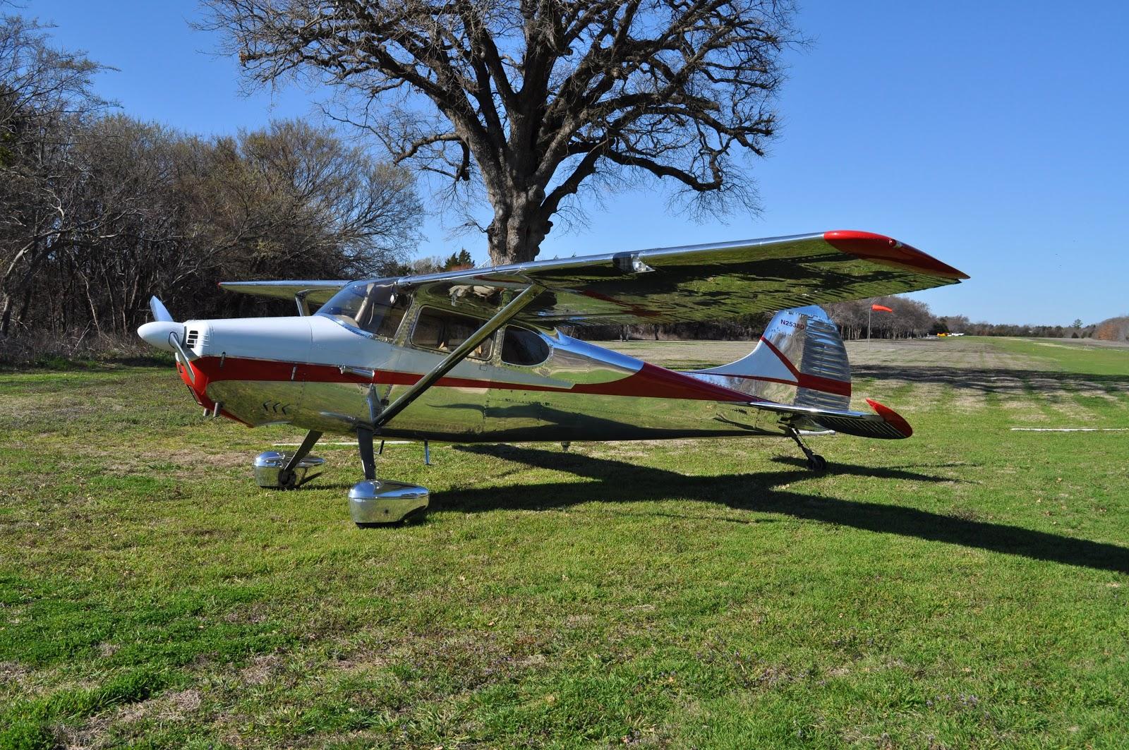Cessna N2538d