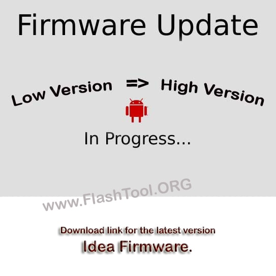 Download Idea Stock Firmware