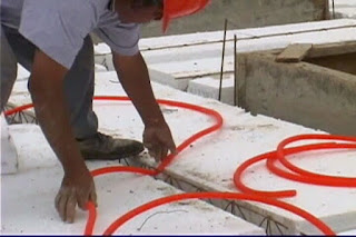 Instalaciones electricas residenciales - tubo conduit en azoteas y entrepisos 4