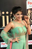 Sakshi Agarwal in Transparent Sleevelss Tight Gown at IIFA Utsavam Awards 009.JPG