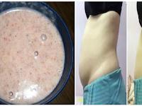 BUANG Lemak Hingga 5 Kg dalam 7 Hari, Tanpa Olahraga dengan Meminum Ramuan Diet Ini !