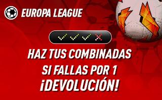 """sportium E.League: Combinada """"con seguro"""" 13 diciembre"""