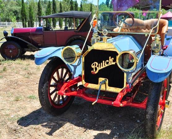 Buick geçen yıl dereceye girmişti