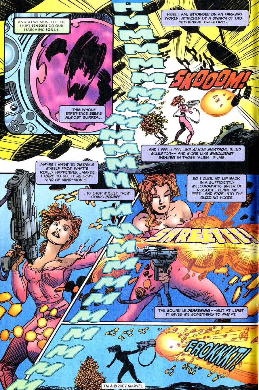 Read online Silver Surfer (1987) comic -  Issue #143 - 12