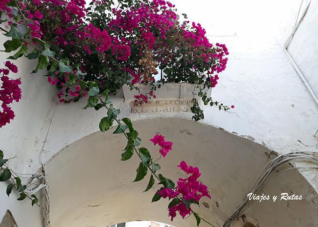 Puerta de la Ciudad de Mojácar, Almería