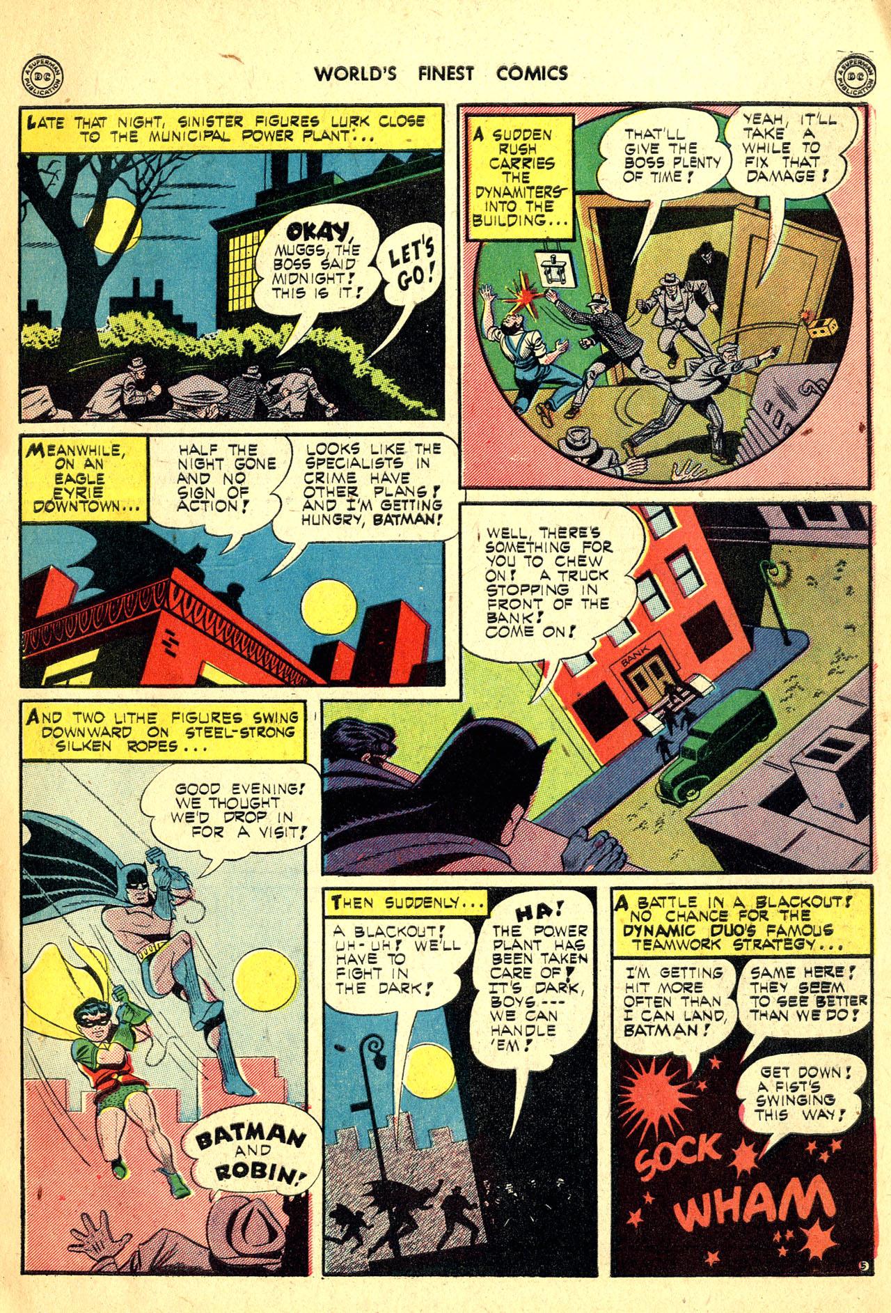 Read online World's Finest Comics comic -  Issue #18 - 73