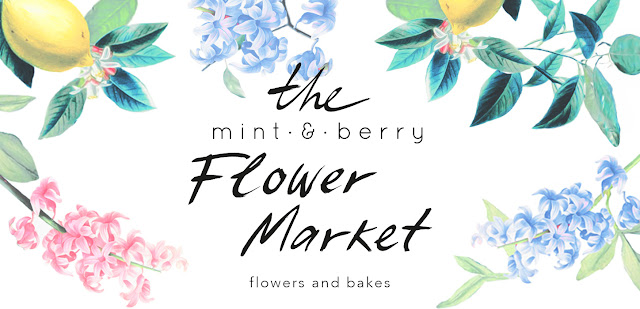 mint & berry the flower market