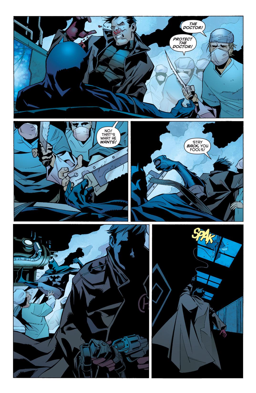 Detective Comics (1937) 850 Page 8