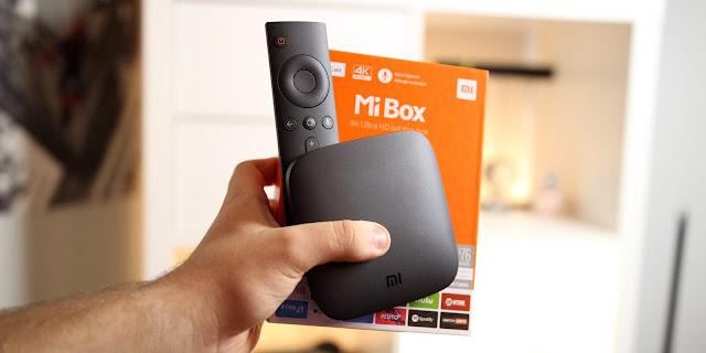 أحصل على جهاز TV Box الأصلي من شركة شاومي لمشاهدة المباريات و المزيد