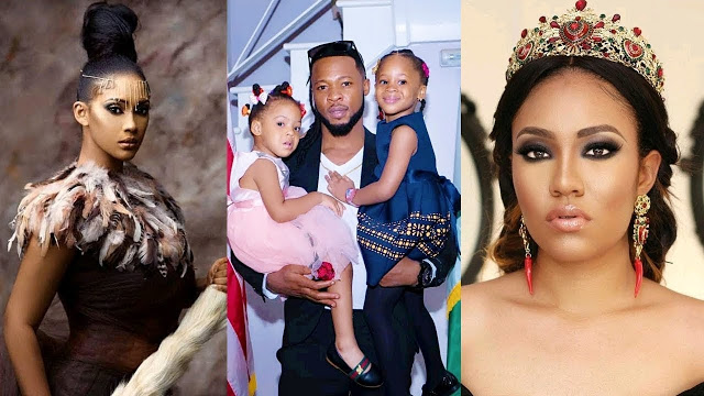 How Flavour impregnated 1st baby mama, Sandra after proposing to Anna Banner