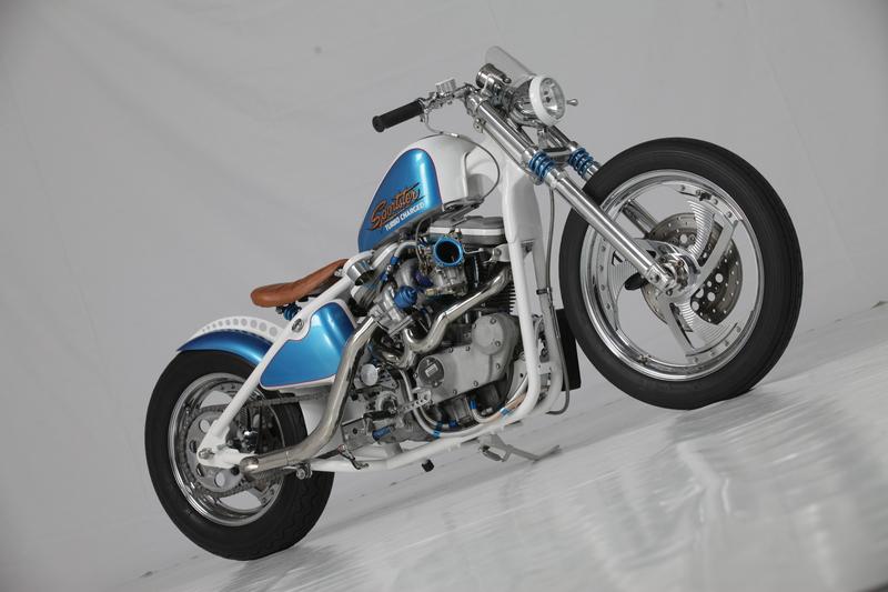 The Legend of Harley Davidson Sportster: Aria nuova