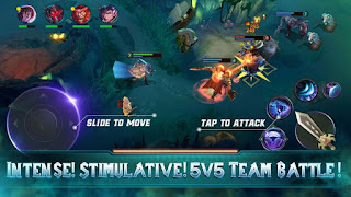 MOBA Legends Kong Skull Island APK Mod Hack Terbaru