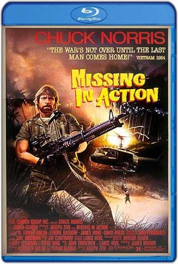 Perdido en acción (1984) HD 1080p Latino