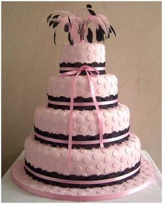 Wedding Inspiration Think Pink