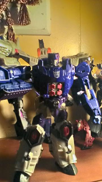 Galvatron, Transformers, Titans Return, Transformers