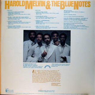 Music Crates Harold Melvin Amp The Blue Notes Now Is The