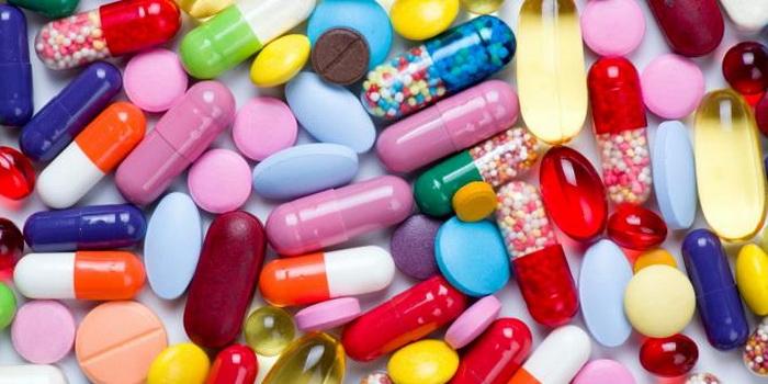 Ilustrasi obat antibiotik