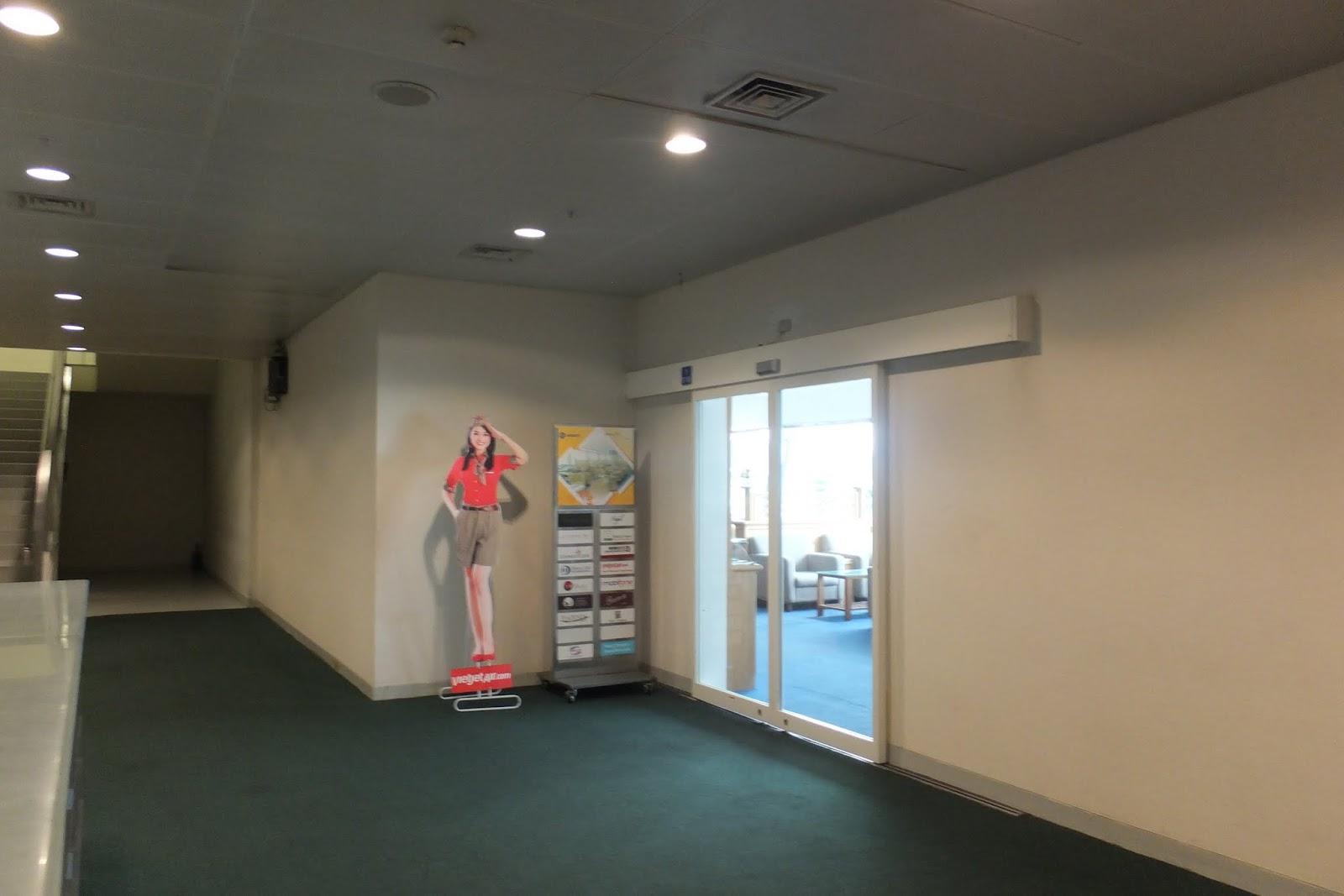 apricot-lounge-hcmc-entrance ホーチミン市の空港ラウンジ入口