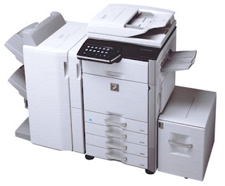 Sharp MX-5110N Printer Driver Download and Installations