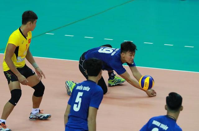 Cúp các CLB nam vô địch châu Á 2018: Sanest Khánh Hòa thua bán kết