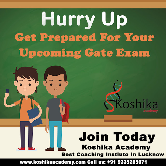 Best Gate Biotech Coaching in Lucknow