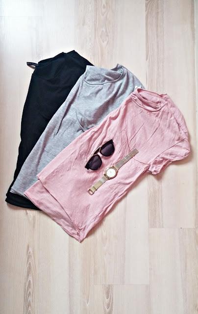zakupowy haul, stradivarius,  t-shirt