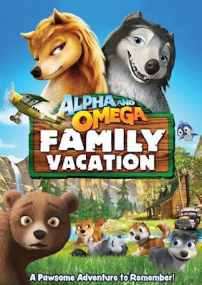 Alfa şi Omega 5: Vacanţa în familie (2015) Online dublat în română