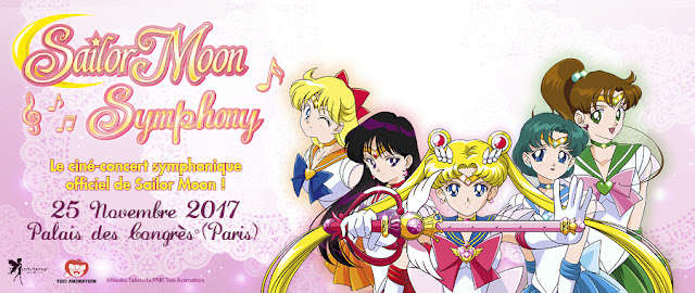 Sailor Moon concert symphonique