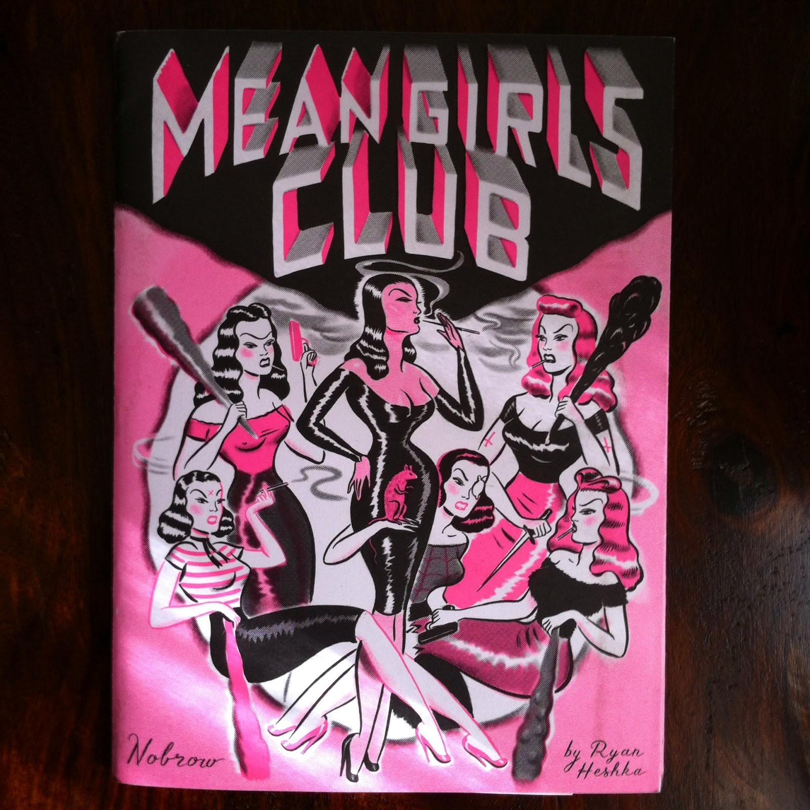 mean girls club porn