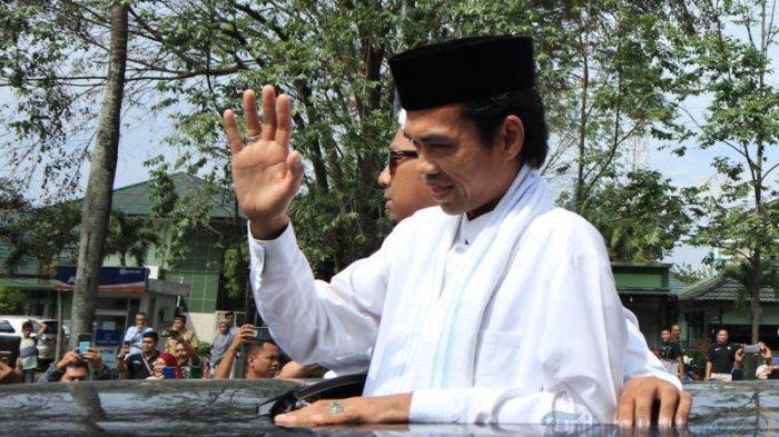 Tolak Lapor Polisi, Ustaz Abdul Somad: Lebih Baik Lapor ke Allah