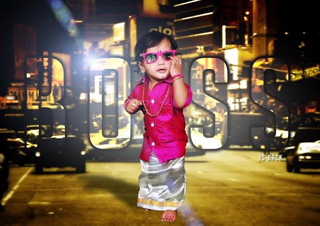 Annaprasana boy album Design By Diggimage Praveen
